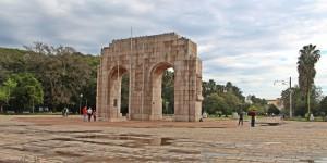 Porto Alegre: domingo do Parque Redenção