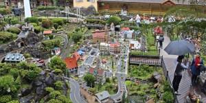 Mini Mundo: cidades em miniatura em Gramado