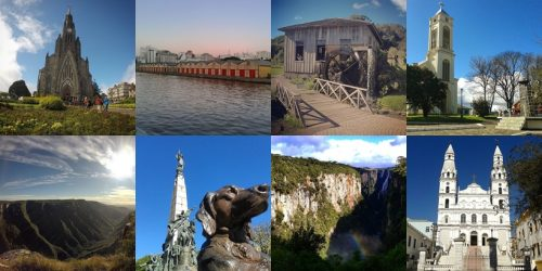 Doze dias pelo sul do Brasil