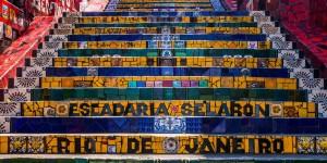 Escadaria Selarón – a escadaria mais colorida do Brasil