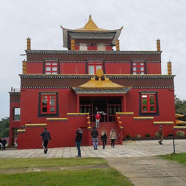 Templo Budista de Três Coroas