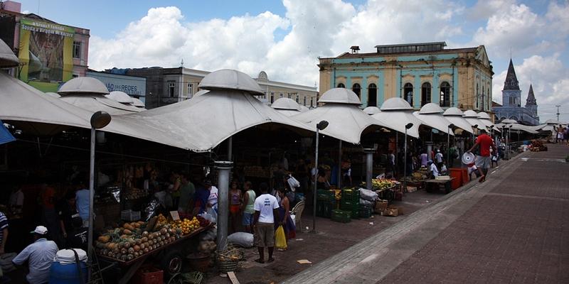 Belém: o histórico Mercado Ver-o-Peso