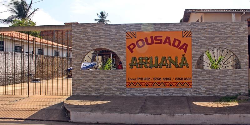 Hospedagem na Ilha do Marajó: Pousada Aruanã