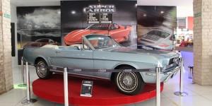 Super Carros, o museu dos carrões em Gramado