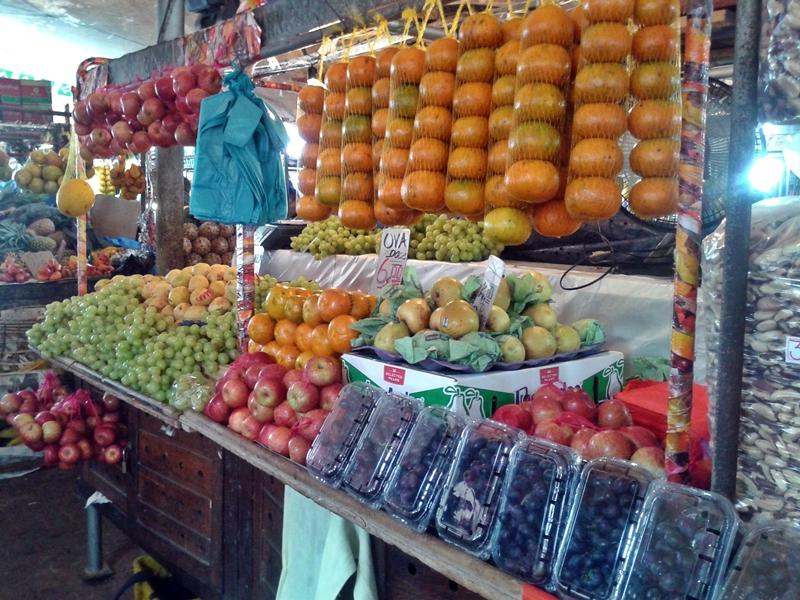 ver o peso fruta