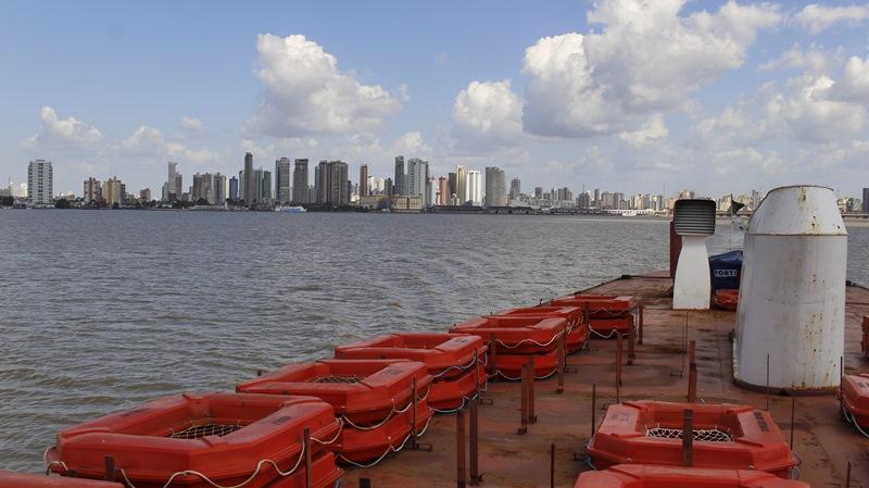 viagem de barco para o marajo