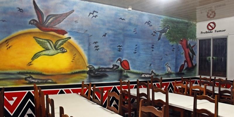Onde comer em Soure (Ilha do Marajó): Solar do Bola