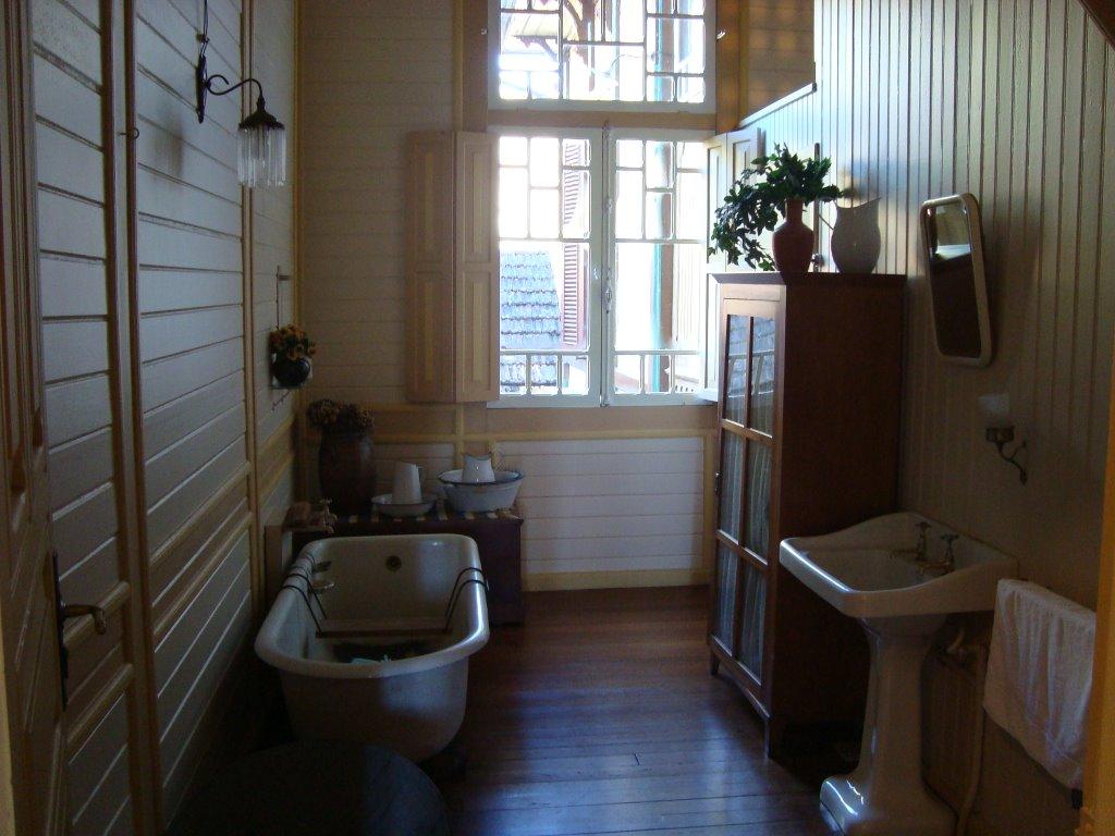 castelinho caracol banheiro
