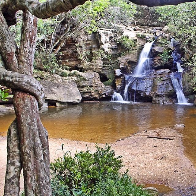 3ª mais curtida: Cachoeira Eubiose, em São Thomé das Letras (MG)