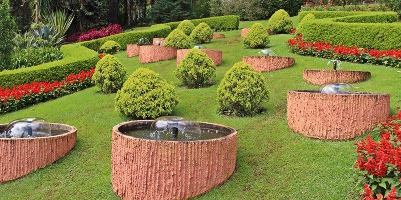 Jardim dos Pinhais Ecco Parque, em Santo Antônio do Pinhal