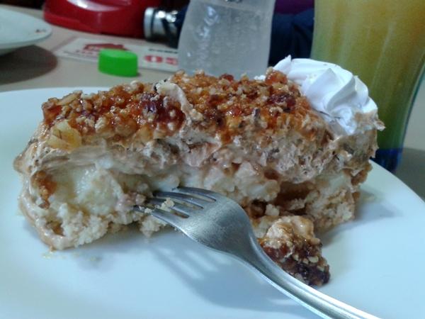 matinal torta de nozes