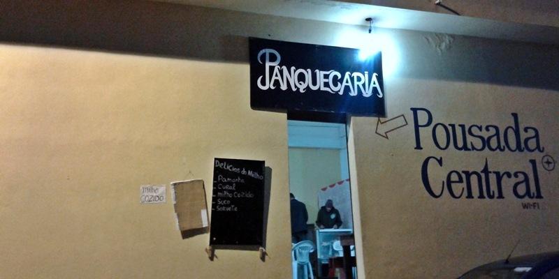 Onde comer em São Thomé das Letras: Panquecaria