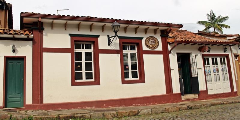 Hospedagem em Ouro Preto: Pousada do Ouvidor