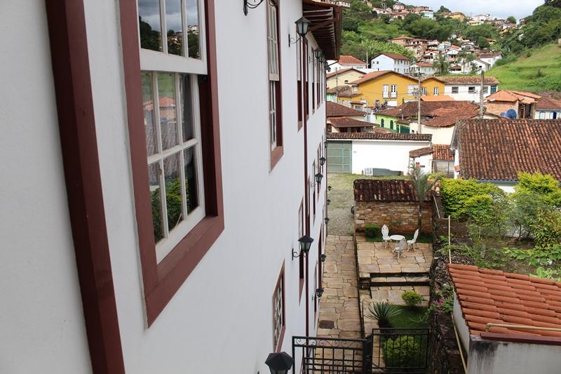 Pousada do Ouvidor, em Ouro Preto.