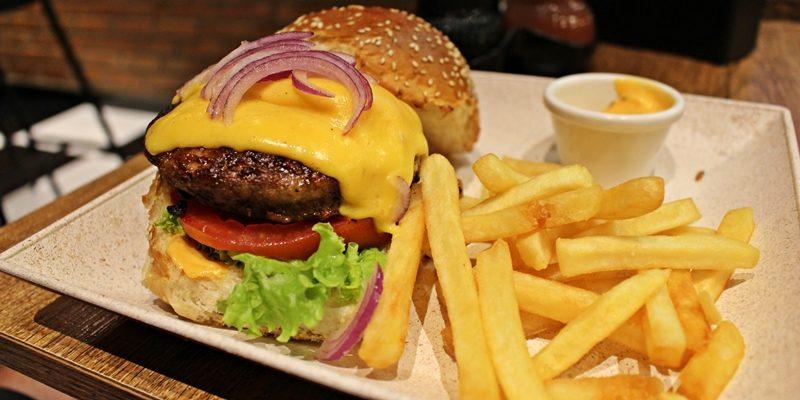 Onde comer em Ouro Preto: Hamburgeria Pão de Queijo