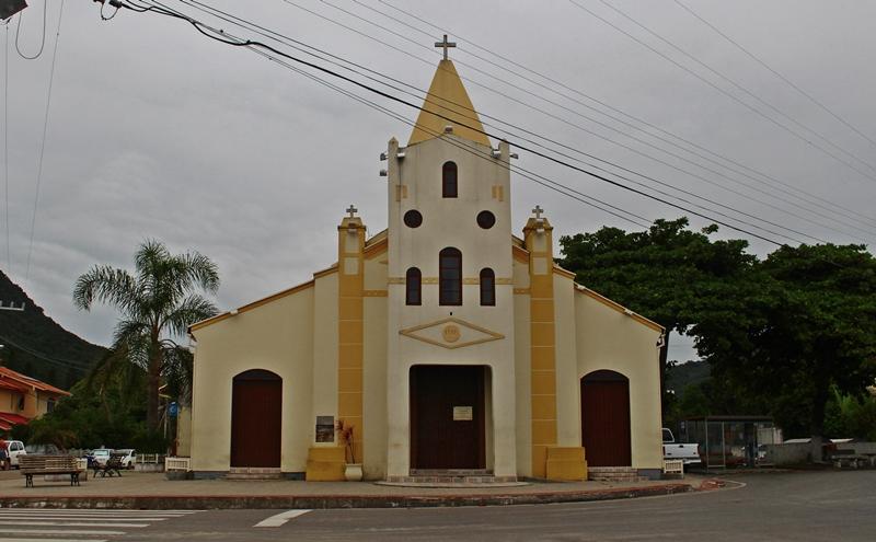 igreja praia da armacao