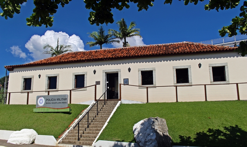 museu major lara ribas