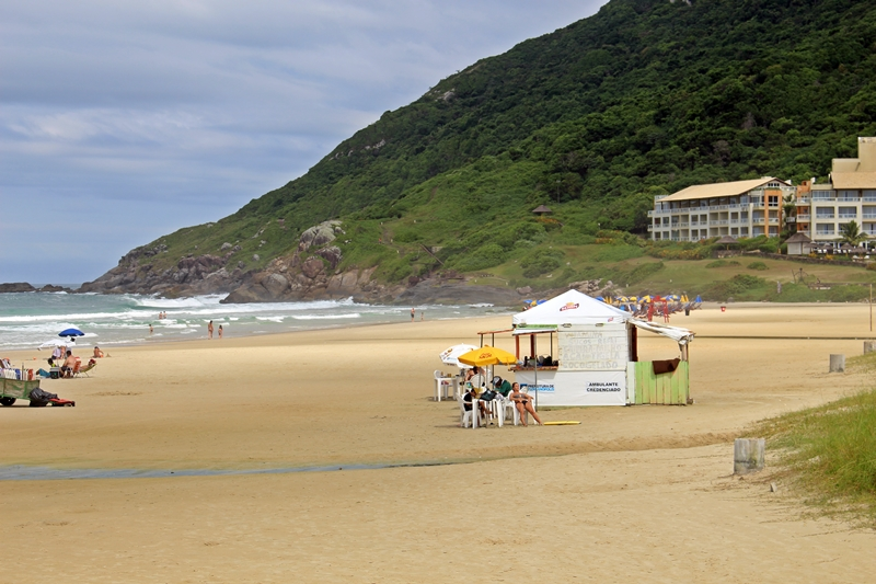 praia do santinho (2)