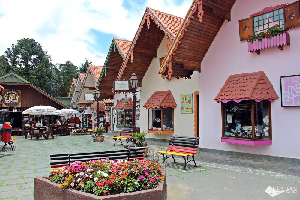 Monte Verde, distrito de Camanducaia, sul de Minas Gerais, é considerado um destino romântico.