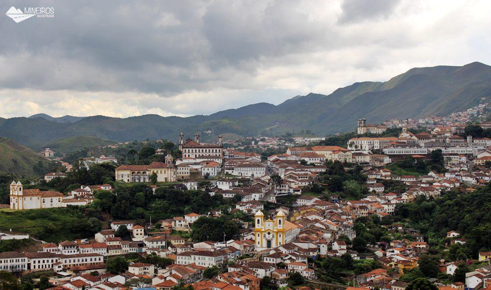 Ouro Preto, patrimônio mundial da Unesco, uma das cidades mais lindas do Brasil. Fica a 100 km de Belo Horizonte.