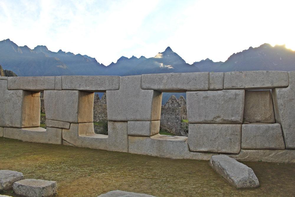 templo das tres janelas