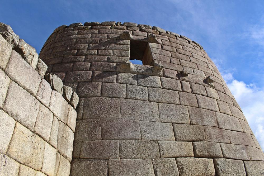 templo do sol machu picchu
