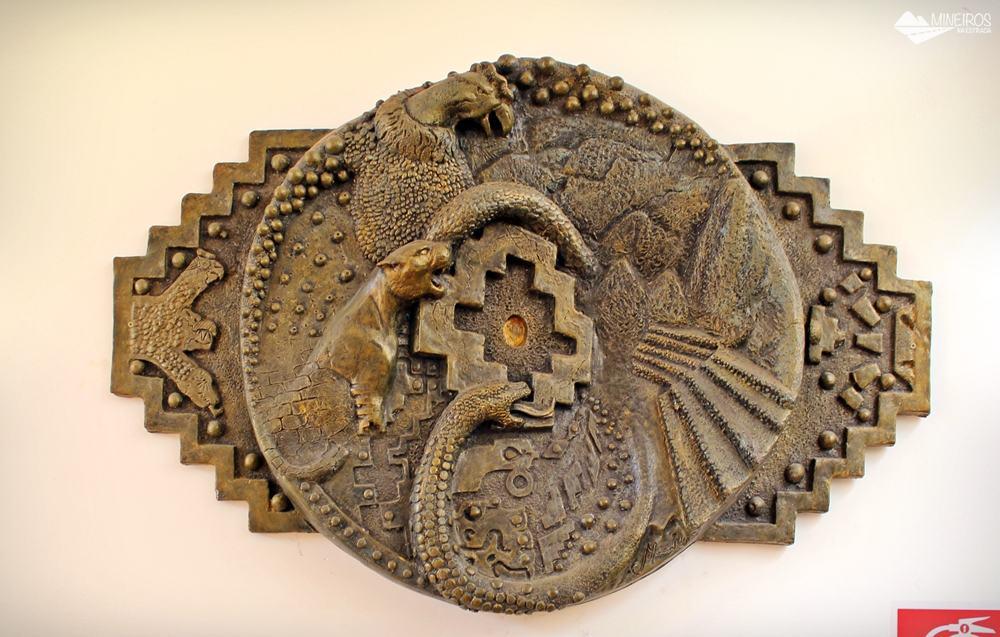 Restaurante altar inca peru cusco vale sagrado