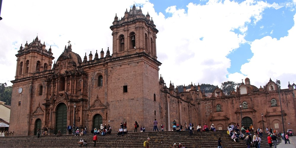 Catedral de Cusco Peru