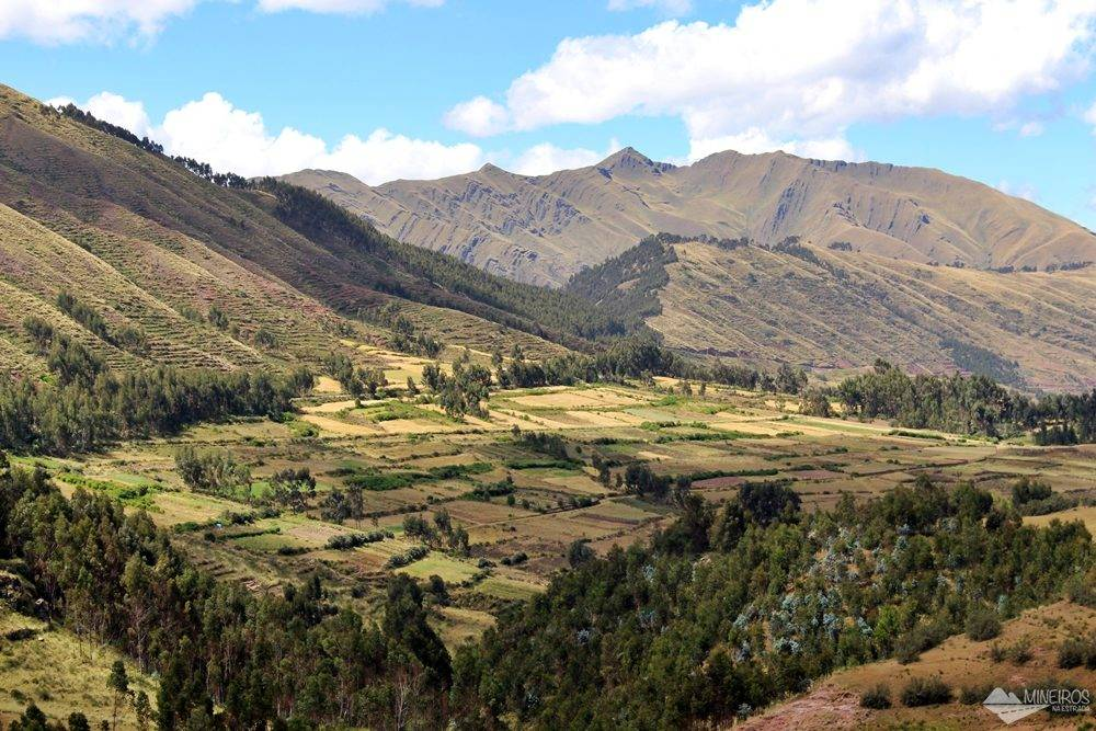 Pukapukara Vale Sagrado Cusco Peru
