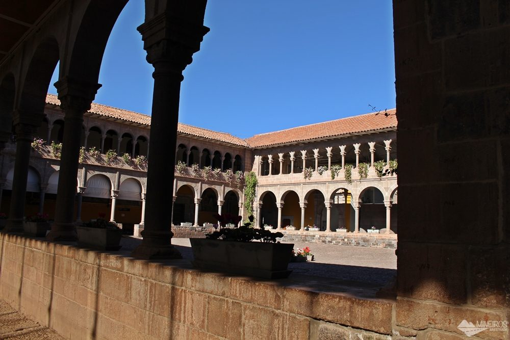 Qorikancha cusco peru convento de santo domingo