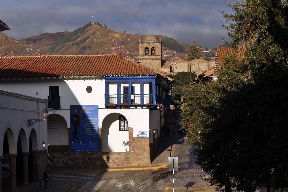 O Museu Histórico Regional Casa Garcilaso conta a história de Cusco, da pré-história até ao período colonial.