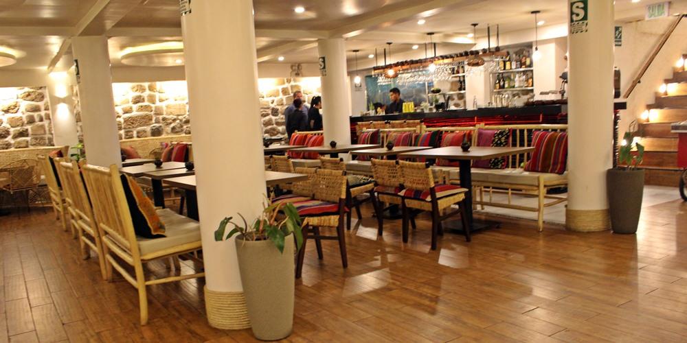 Morena Peruvian Kitchen: Excelente restaurante de comida peruana,próximo a Plaza de Armas de Cusco.