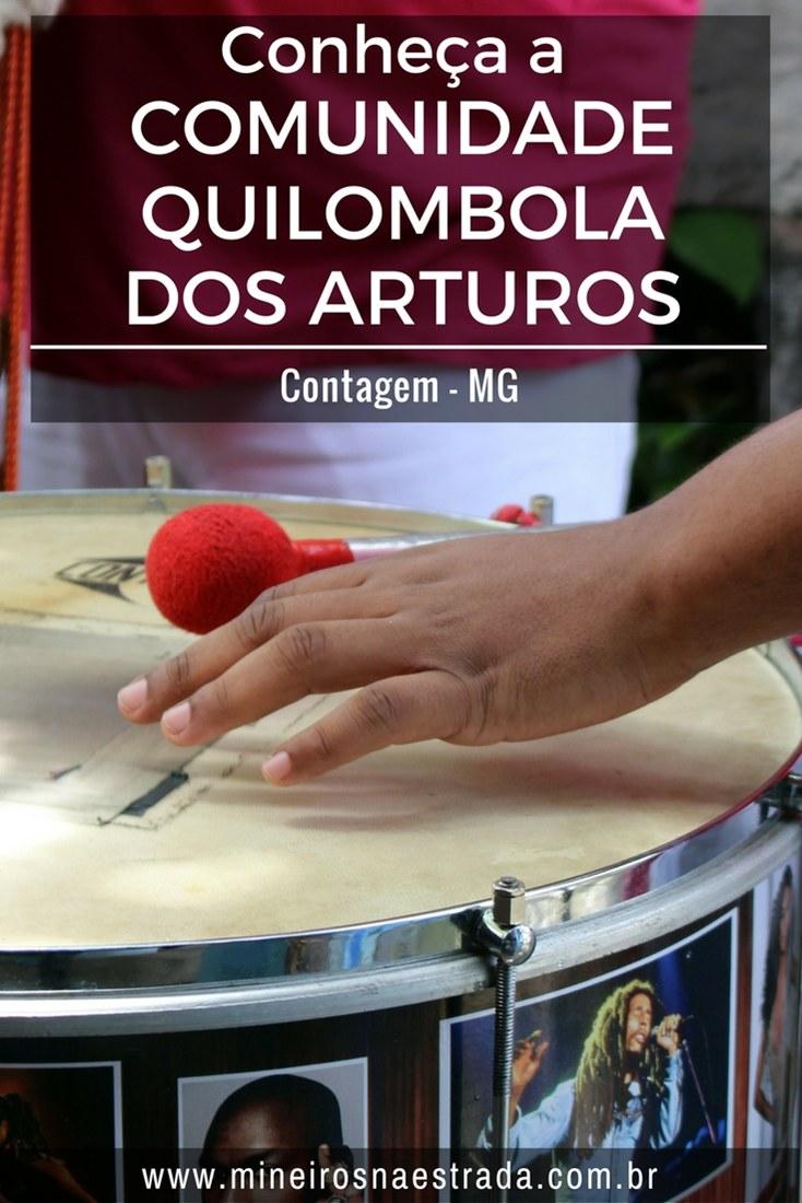 Conheça a Comunidade dos Arturos, uma comunidade quilombola em Contagem, Região Metropolitana de Belo Horizonte.