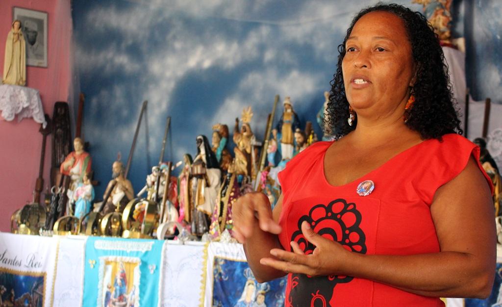 Comunidade dos Arturos, a primeira comunidade negra do Brasil a ser reconhecida como Patrimônio Cultural, localizada em Contagem (MG).
