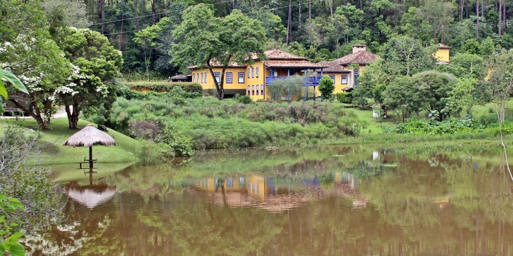 Hotel Fazenda Santa Marina:  viaje no tempo e sinta-se em casa