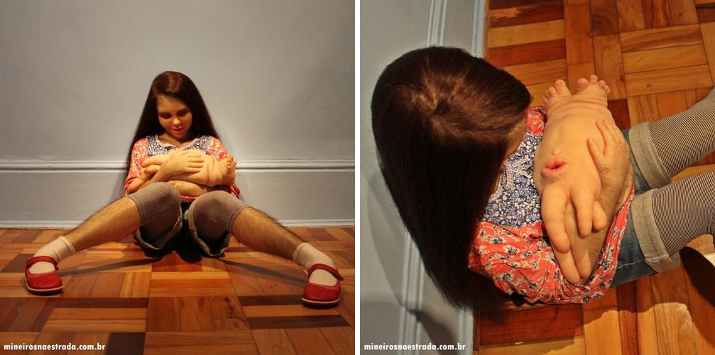 A exposição ComCiência, da australiana Patrícia Piccinini, fica no CCBB até 09/01/17.