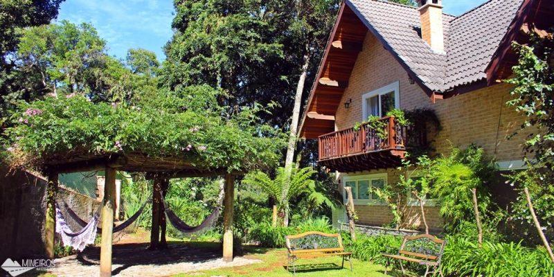 Recanto Família Fragoso: aconchegante pousada para casais, em Monte Verde