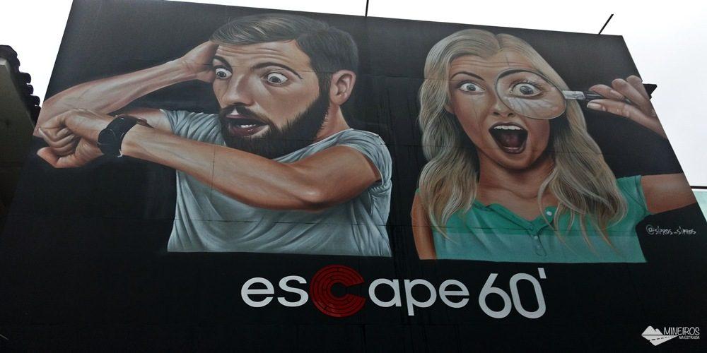 10 motivos para conhecer o Escape 60′ (seja em BH ou em outra cidade)