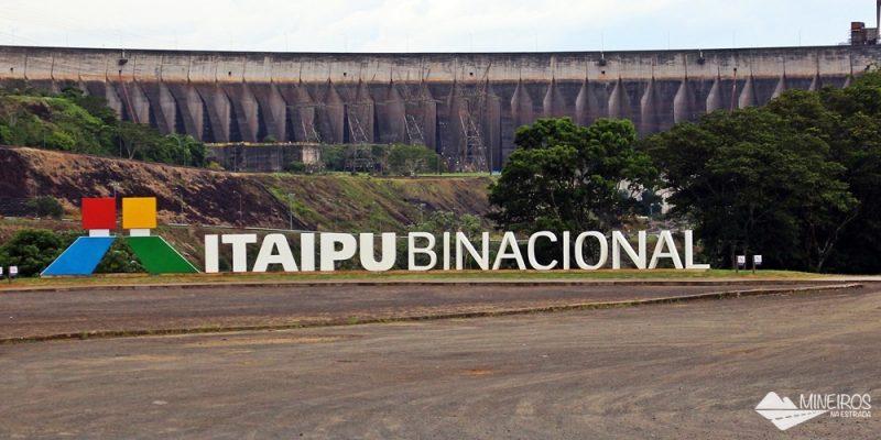 Como é a Visita Panorâmica à Usina Hidrelétrica de Itaipu