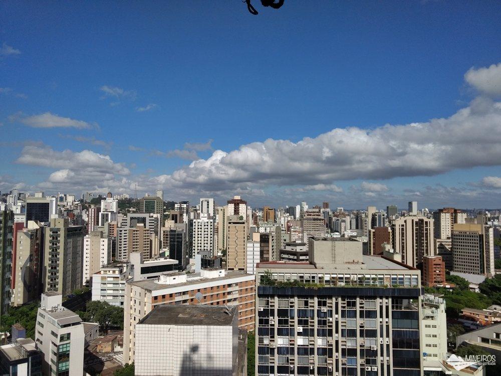 Vista do Max Savassi Apart Service, excelente opção de hospedagem em Belo Horizonte.