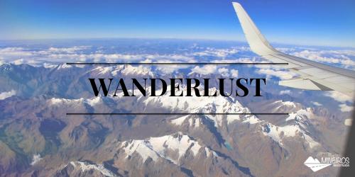 TAG Wanderlust: Conheça um pouco sobre quem escreve este blog