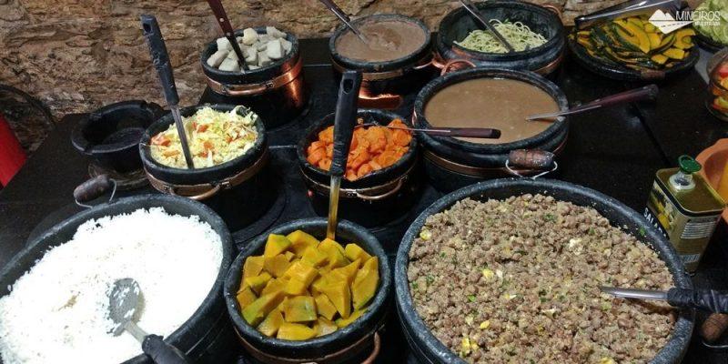 Onde comer barato em Ouro Preto: Restaurante Tiradentes