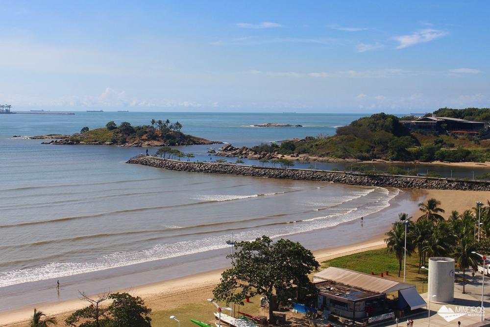 O Hotel Bourbon Vitória Residence, localizado em frente à Praia de Camburi., tem acomodações espaçosas e confortáveis e uma bela piscina na cobertura.