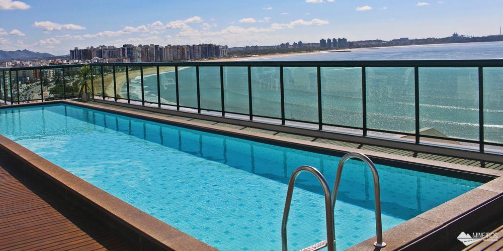 Bourbon Vitória Residence Hotel: hospedagem confortável à beira-mar