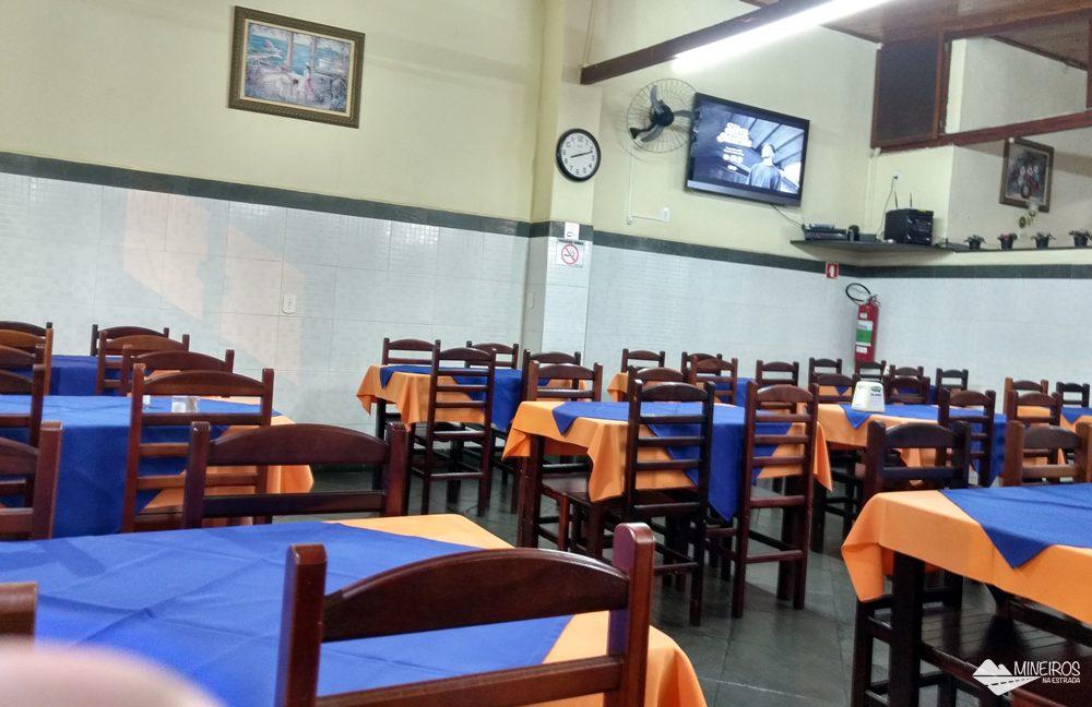 Beija-Flor Restaurante e Pizzaria, em Itanhandu