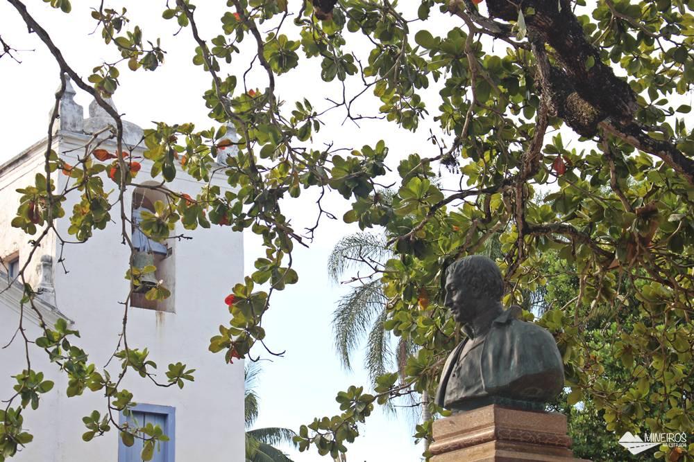 Santuário Nacional de São José de Anchieta, no município de Anchieta, Espírito Santo.