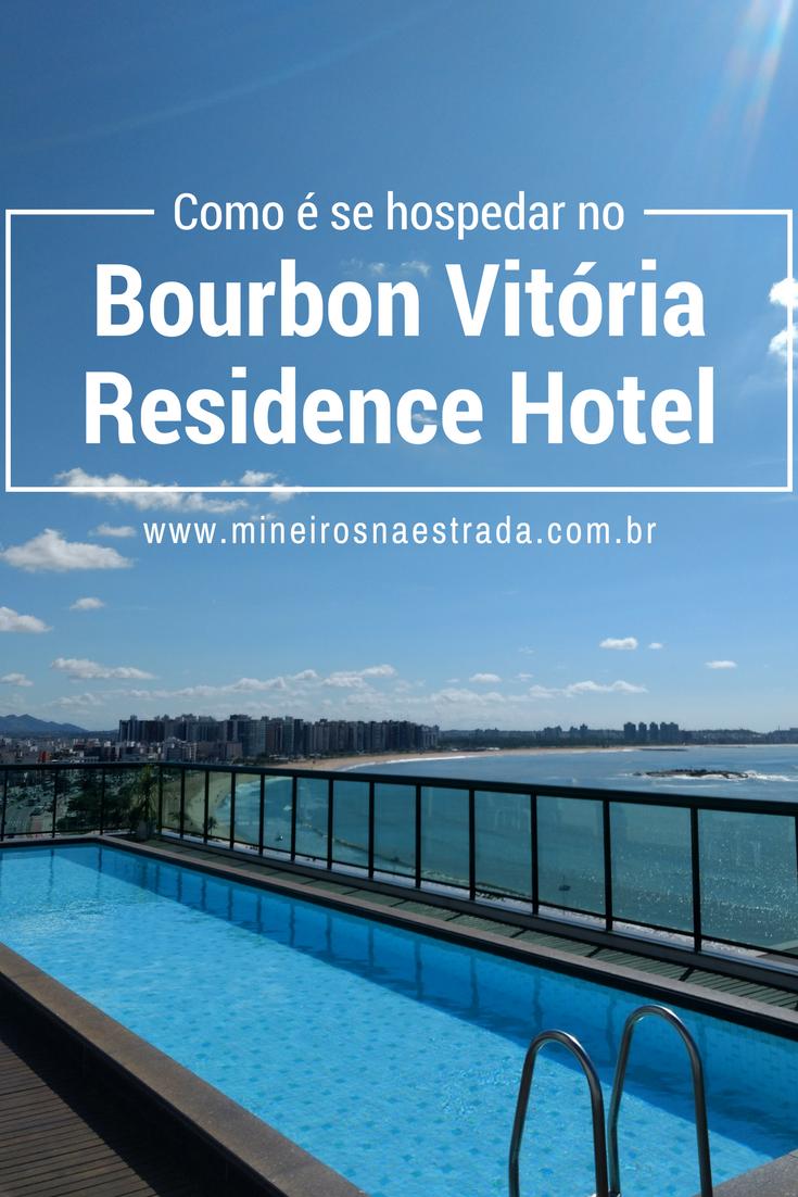 O Hotel Bourbon Vitória Residence, localizado em frente à Praia de Camburi, tem acomodações espaçosas e confortáveis e uma bela piscina na cobertura.