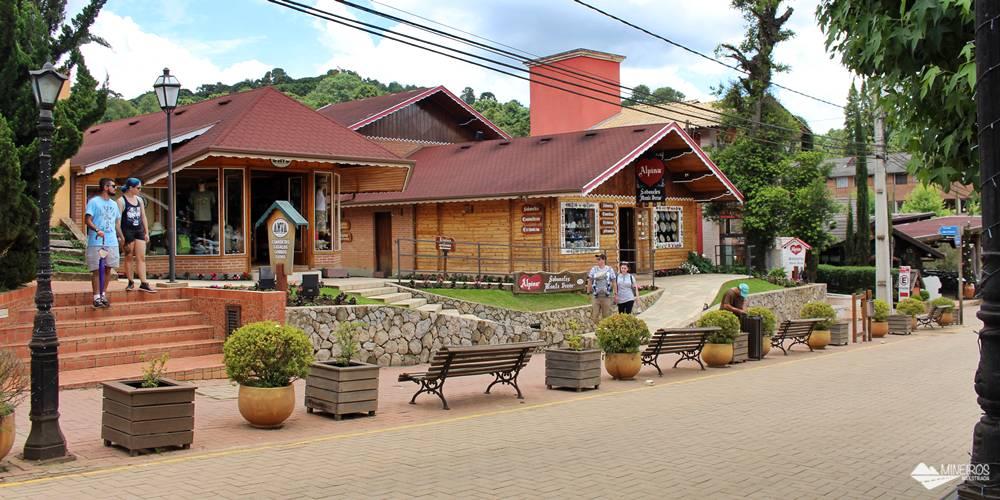 Monte Verde, distrito de Camanducaia, cidade no sul de Minas Gerais, na Serra da Mantiqueira. Um dos lugares mais frios do Brasil é considerado um destino turístico.