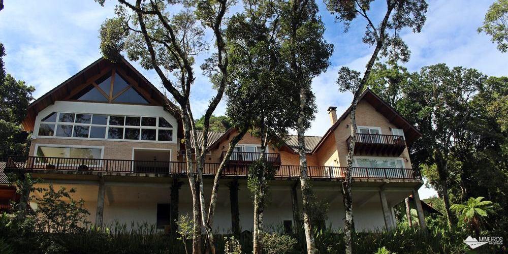 Recanto Família Fragoso, uma pousada para casais em Monte Verde.