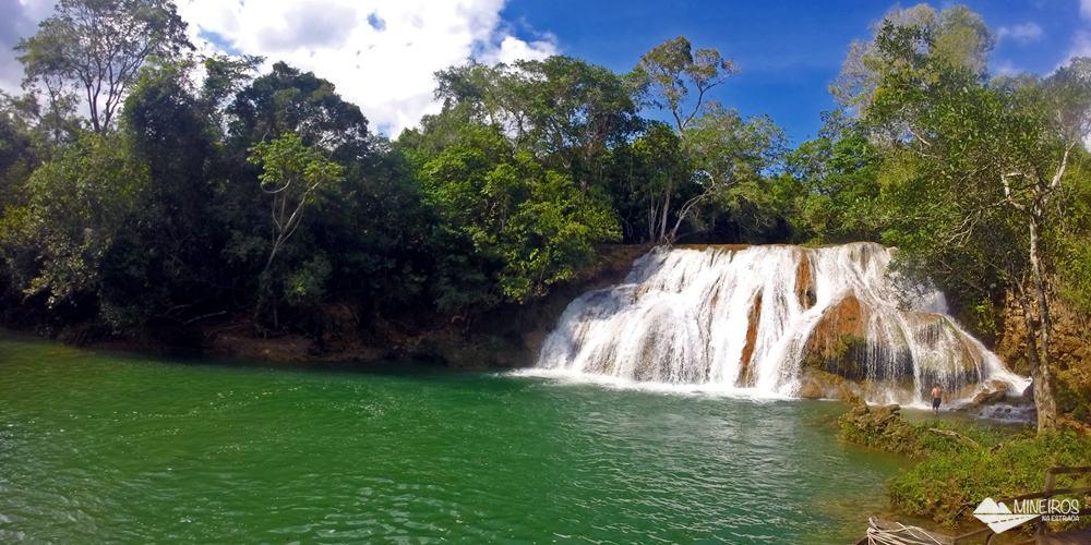 Passeio de dia inteiro para as Cachoeiras Serra da Bodoquena, a 70 km de Bonito.